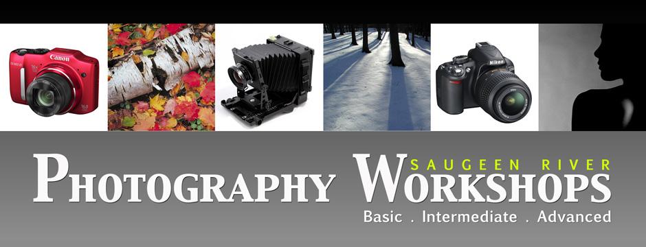 Saugeen River Photo Workshops